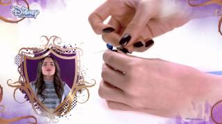 Disney Descendants - Pearl Bracelet Tutorial - Official Disney Channel UK HD