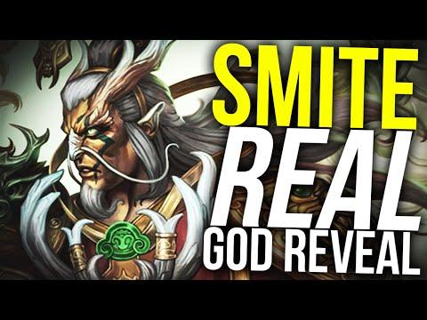 SMITE - REAL God Reveal - Ao Kuang