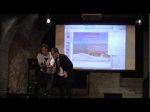 Folientango Powerpoint-Karaoke Trailer