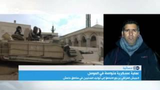 ما هو الدور الذي يمكن أن يلعبه الحشد الشعبي في تحرير الموصل؟