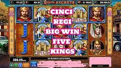 5 REGI  FIVE KINGS,BIG WIN,ROYAL SECRETS NETBET EP.561