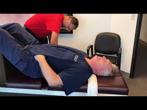 Houston Chiropractor Dr Gregory Johnson Practices What He Preaches & Gets  Adjusted