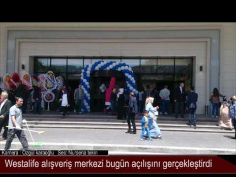 Zonguldak' da Açılan Avmnin Büyük Açılışı !