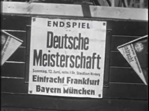 FC Bayern - Eintracht Frankfurt (Meisterschaftsfinale 1932)