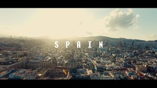 Spain: Barcelona to Valencia || Drone 4K Travel Video | Vilius & Erika