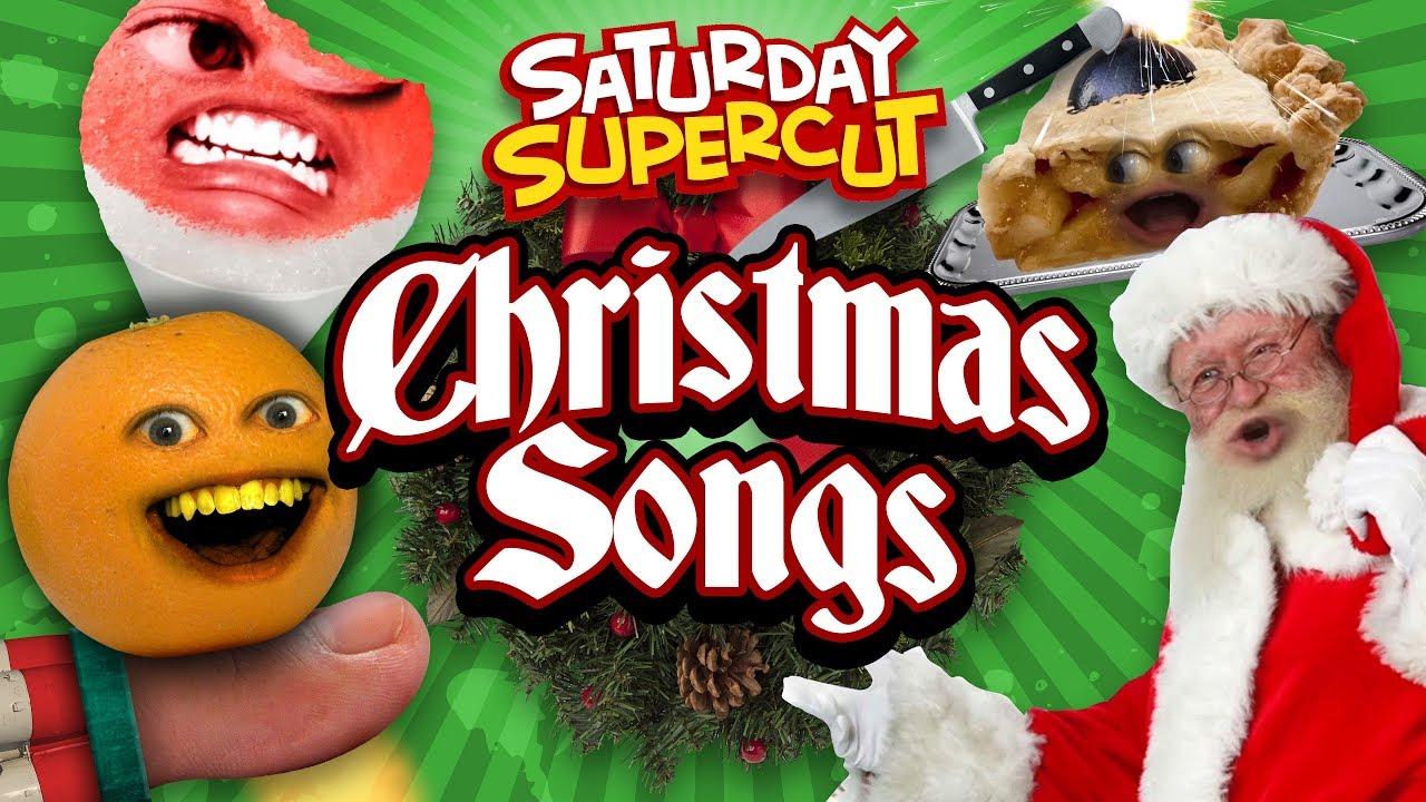 every-annoying-orange-christmas-song-saturday-supercut