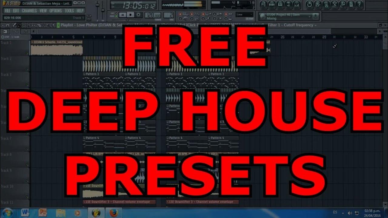 [Deep House] FREE MASSIVE PRESETS | 2500 SOUNDS!!!!