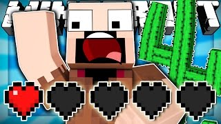 If You Only Had One Heart - Minecraft