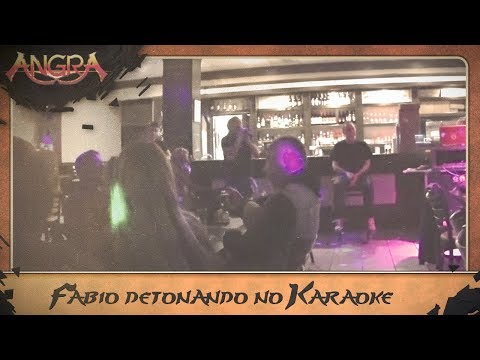 FABIO LIONE DETONANDO NO KARAOKE - (EN/PT SUBBED) [Making of the New Album Pt. 16]