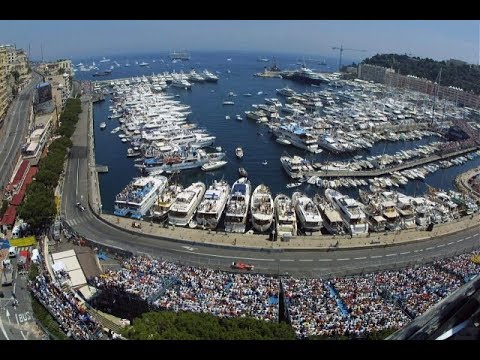 Formula 1 2017 Monaco Grand Prix Qualifying Replay