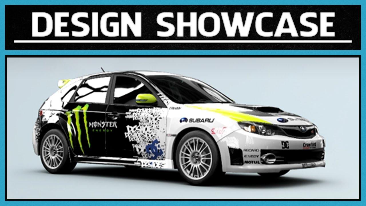 Forza Motorsport 5   Design Showcase   2008 Subaru Impreza WRX STi