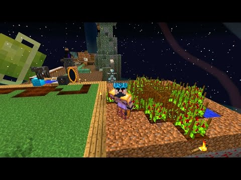 Minecraft - Project Ozone 2 #8: Deus Ex Machina
