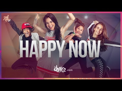 Happy Now - Zedd, Elley Duhé | FitDance Teen (Coreografía) Dance Video