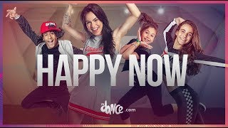 happy now   zedd elley duhé fitdance teen coreografía dance video