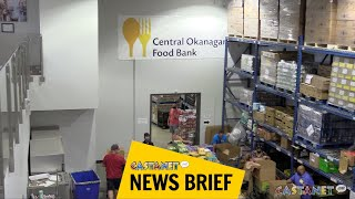 Food hampers being sent to Ashcroft and Sicamous