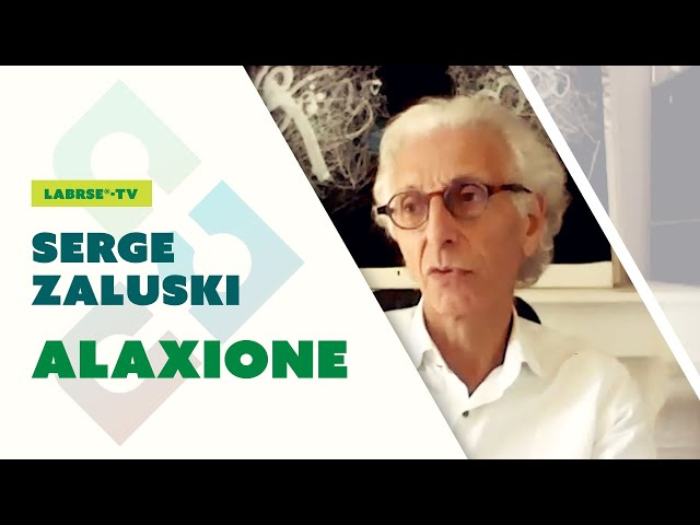 LabRSE®-TV : Alaxione [L'expert en gestion de RDV médical]