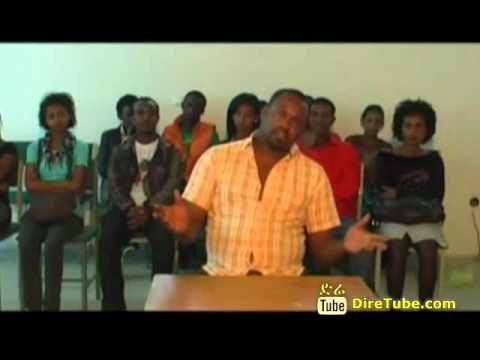 Download SHUFER - Musical-comedy by Demissie Fekadu - [WANOS]