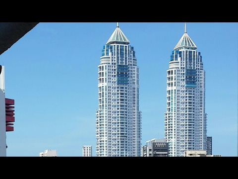 Tallest Skyscrapers of India | View From Nathani Heights | World One Tallest Skyscraper | Mumbai Cen