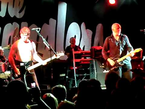 The Stranglers - No More Heroes - Holmfirth 2009