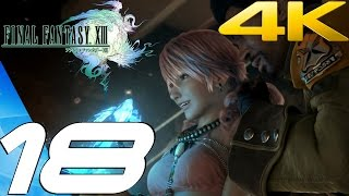 Final Fantasy XIII - Walkthrough Part 18 - Nautilus, City of Dreams [4K 60FPS]