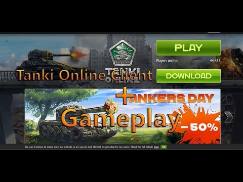 download flash ex client tanki online