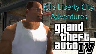 CJ's Liberty City Adventures