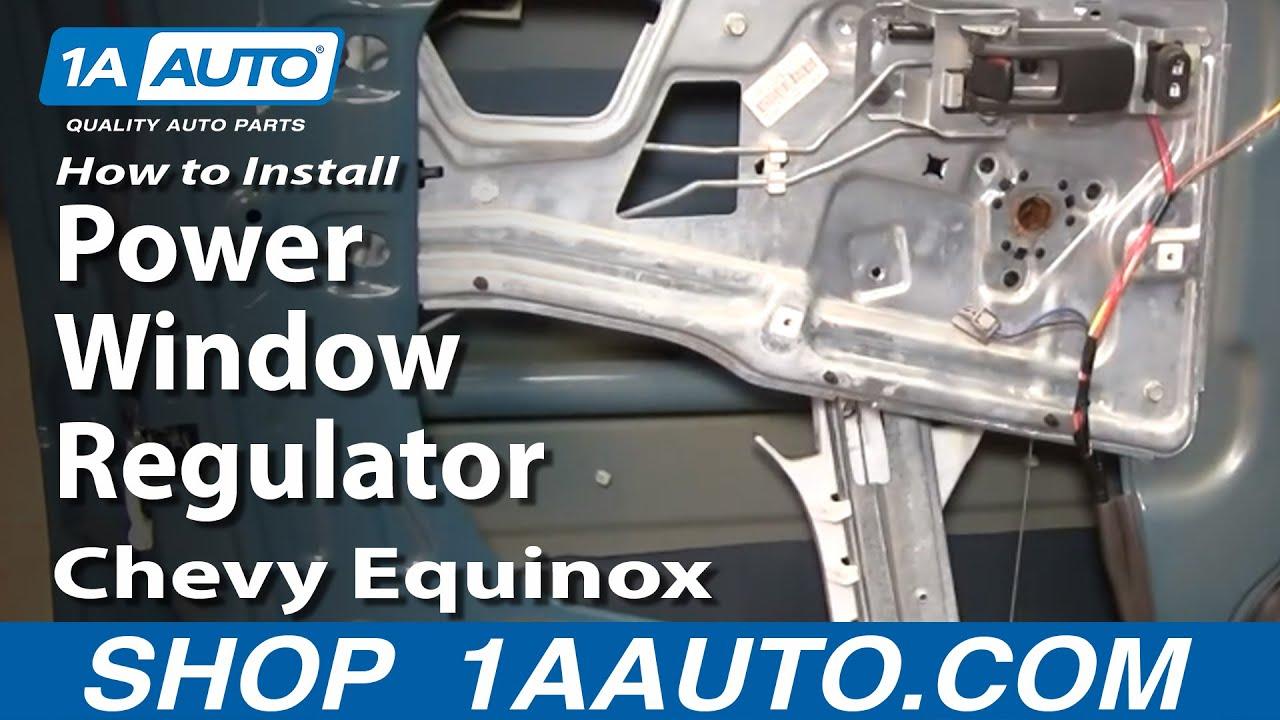 2005 Chevy Equinox Interior Door Handle