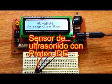Sensor de ultrasonido