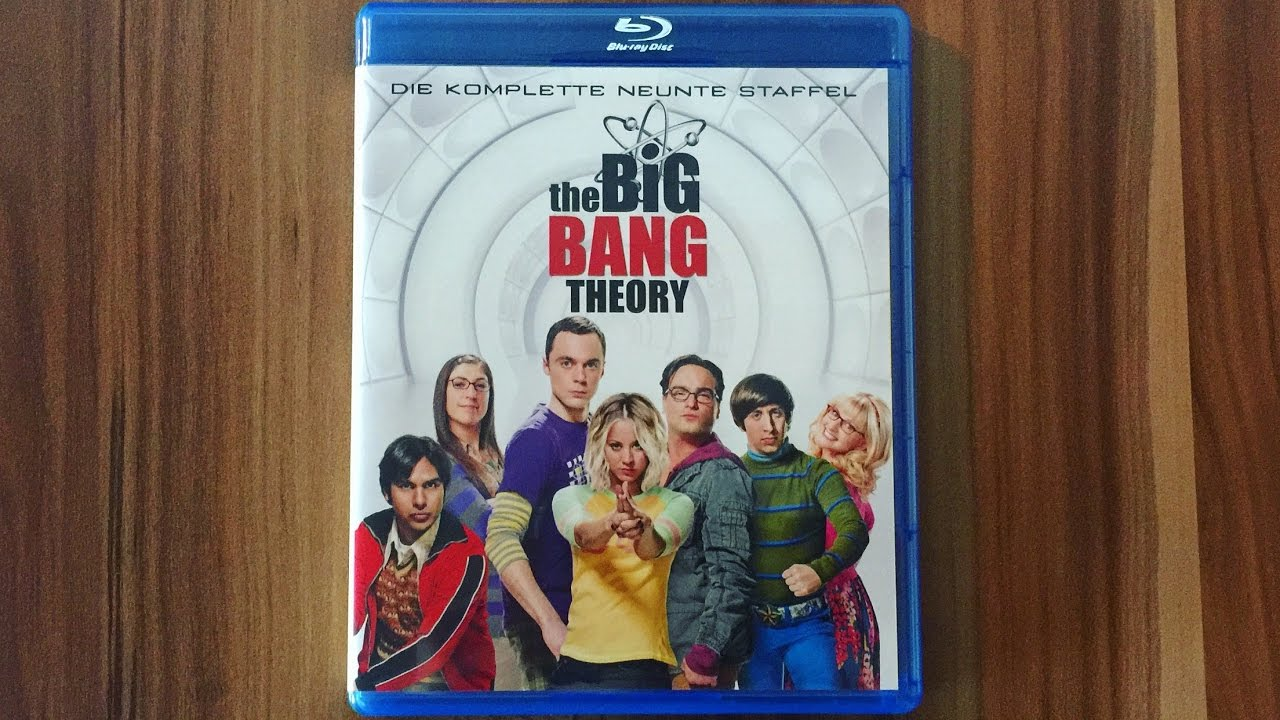 The Big Bang Theory Staffel 9 Deutsch