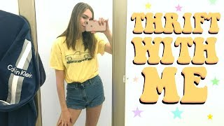 ✩THRIFT WITH ME // goodwill✩ (EP. 1)