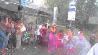 Град в Новосибирске 12.07.2014