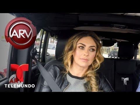 Aracely Arámbula quiere volver a a ser madre   Al Rojo Vivo   Telemundo