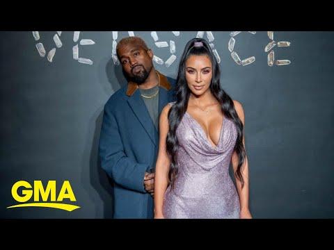 New-details-on-Kim-Kardashian-and-Kanye-Wests-divorce-l-GMA