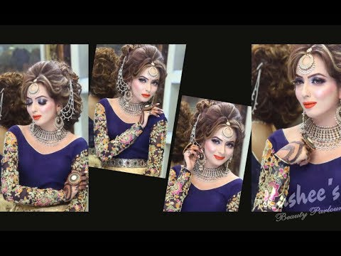 f1be8362e6f4 GORGEOUS BRIDAL MAKEOVER AND HAIRSTYLING BY KASHIF ASLAM