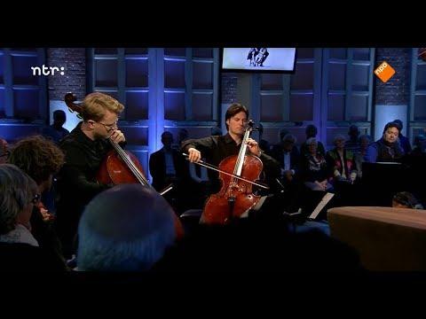 Daniel Müller-Schott and Julian Steckel - Jean-Baptiste Barrière DUO SONATE NR.10: ADAGIO & ALLEGRO