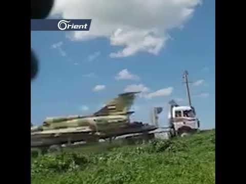 قسد تستولي على طائرات النظام في مطار الطبقة وتنقلها إلى جهة مجهولة | سوريا  - 12:53-2019 / 4 / 14
