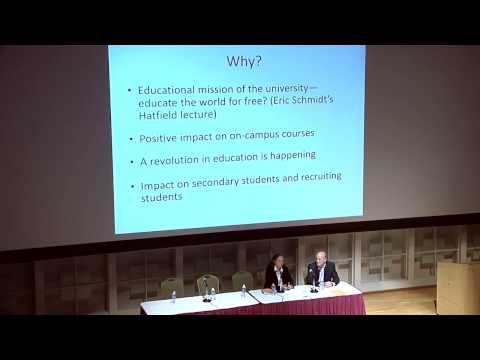 MOOCs and Online Learning at Cornell