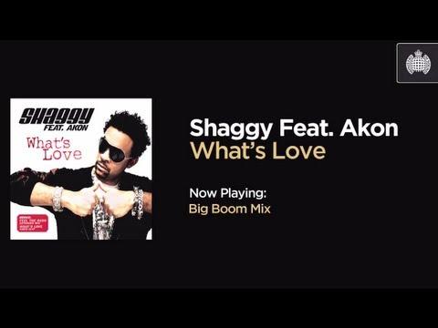 Shaggy Feat Akon  Whats Love Big Boom Mix