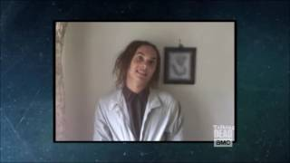 Talking Dead (Fear) - Frank Dillane's (Nick) special message