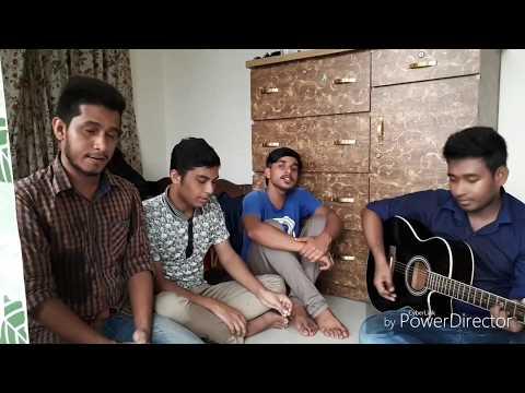 Bangla New Song|| Sorry Dipannita|| Acoustic Guitar Cover By Music Pagol Boys