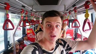 How To Explore Jakarta By Bus