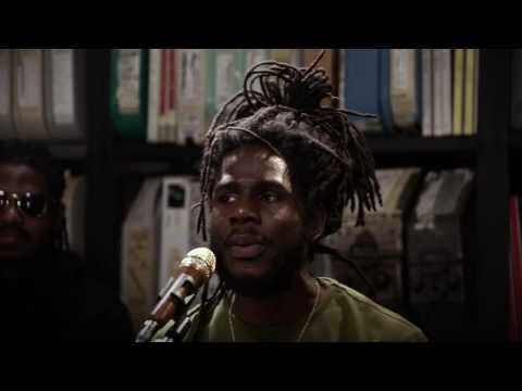 Chronixx - Skanking Sweet - 5/1/2017 - Paste Studios, New York, NY