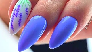 Самый Шикарный Маникюр 2021 на Весну Красивый Весенний дизайн ногтей 2021 Фото Nails Art Design