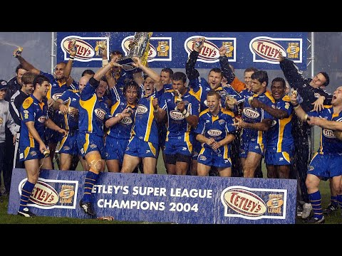 Leeds Rhinos Golden Decade 2004-2014