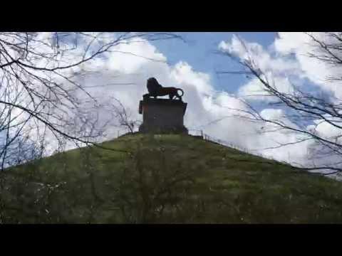 The Lion's Mound - Butte du Lion TimeLapse