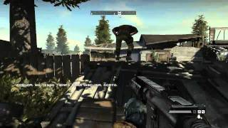 Gameplay HomeFront Max Out GeForce GT430 [HD]