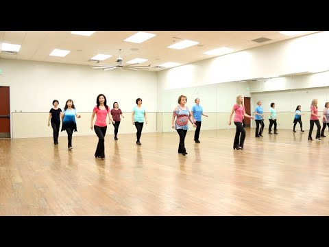 Get up, Get up, Get busy - Line Dance (Dance & Teach in English & 中文)