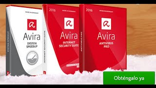 Descargar Avira Free Antivirus 2016 para windows 10|8.1 | 8 |7| xp |GRATIS PERO POTENTE