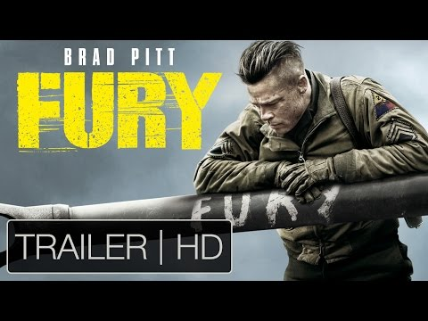FURY (Brad Pitt, Logan Lerman) | Nuovo trailer ufficiale
