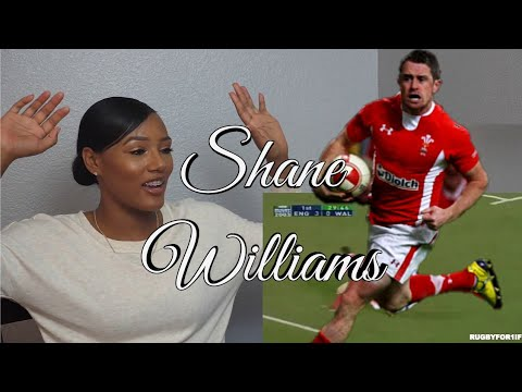 Clueless American rugby Fan Reacts to Shane Williams Rugby Highlights